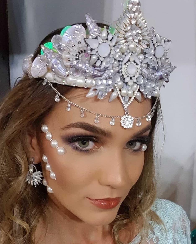 isabele pandini nogueira, miss grand rio de janeiro 2019/vice de reyna hispanoamericana 2018/top 4 de miss global beauty queen 2016. - Página 5 43779216