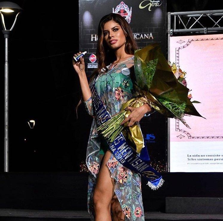 aranza molina, 1 finalista de reyna hispanoamericana 2018. - Página 7 43817413