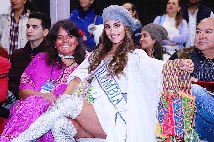 valeria morales, miss colombia universo 2018. - Página 6 43817618