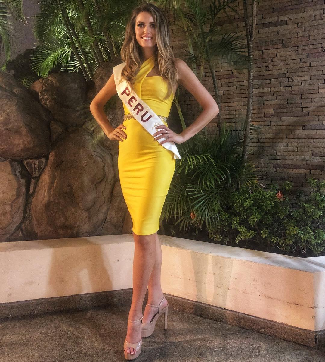jessica mcfarlane, 7 finalista de reyna hispanoamericana 2018. - Página 3 43817713