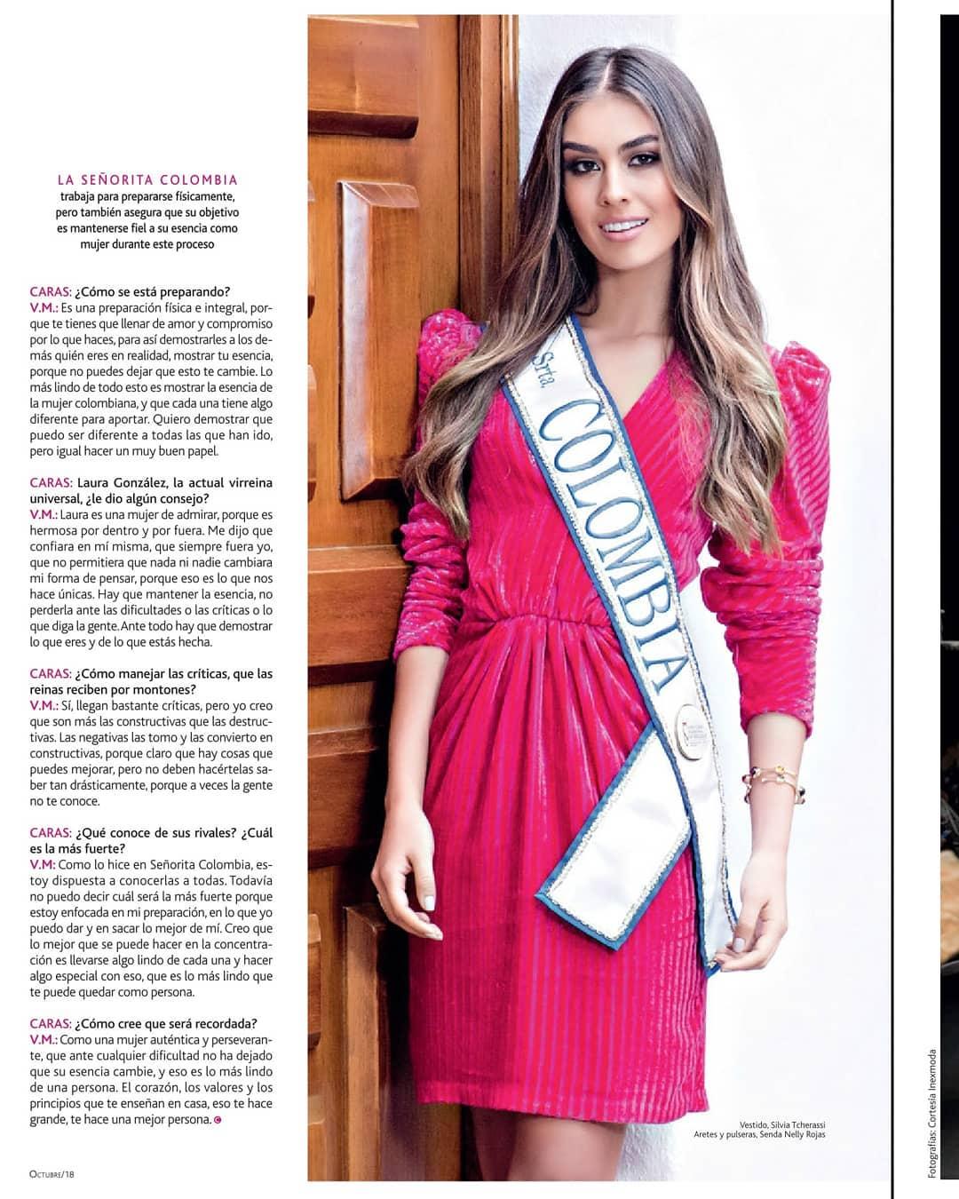 valeria morales, miss colombia universo 2018. - Página 4 43817718