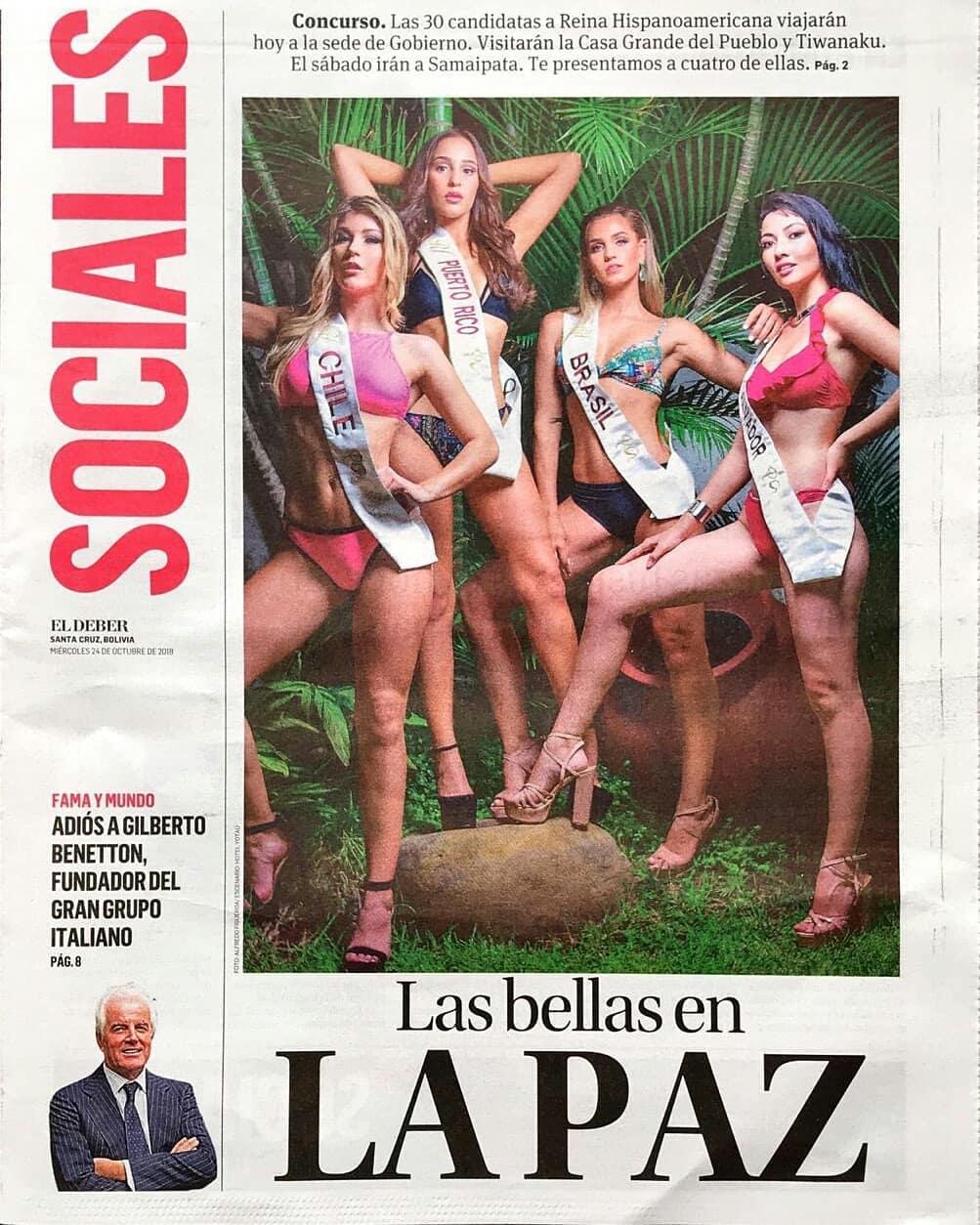 isabele pandini nogueira, miss grand rio de janeiro 2019/vice de reyna hispanoamericana 2018/top 4 de miss global beauty queen 2016. - Página 4 43817811