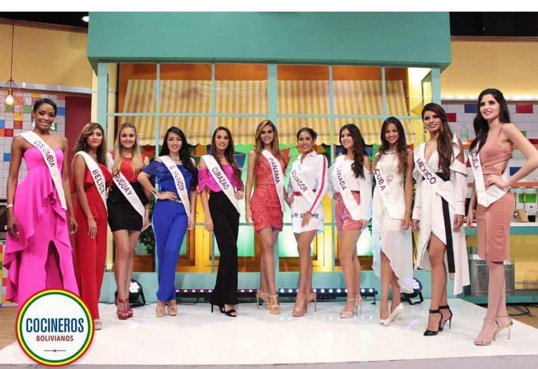alma diaz, miss colombia hispanoamericana 2018. - Página 3 43817915