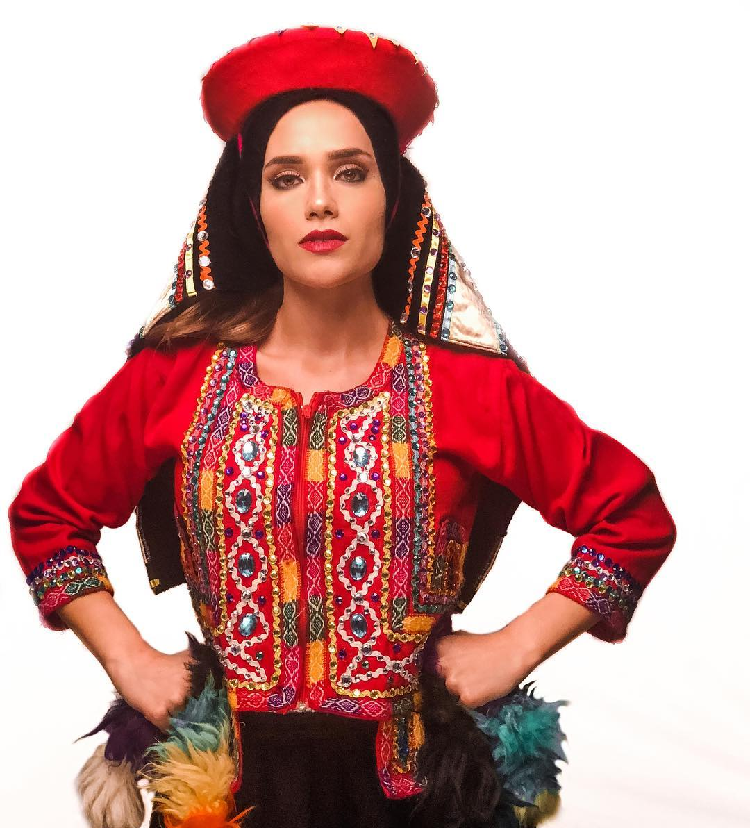 estefani mauricci, segunda finalista de miss panamerican international 2018. - Página 4 43818110