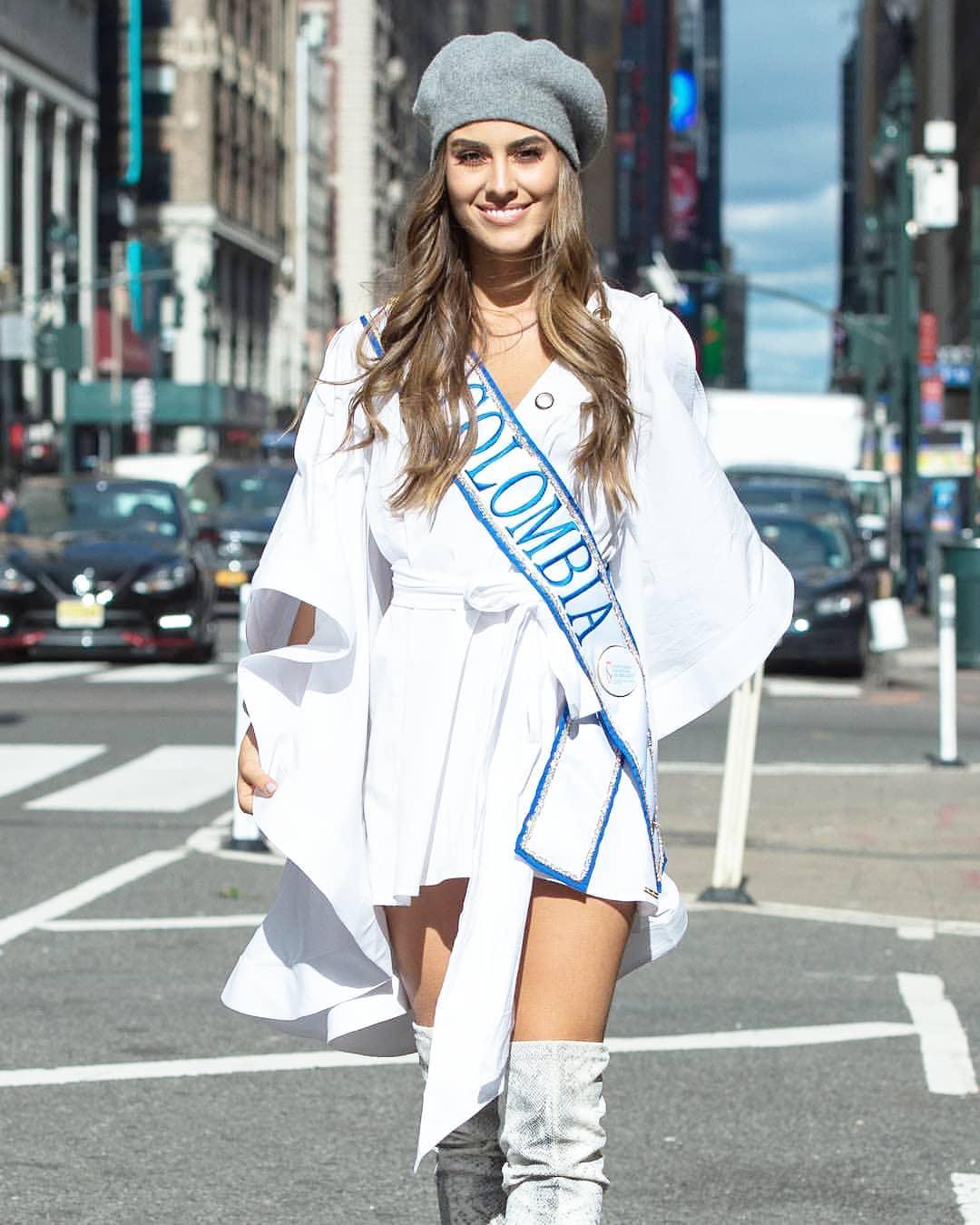 valeria morales, miss colombia universo 2018. - Página 5 43818213