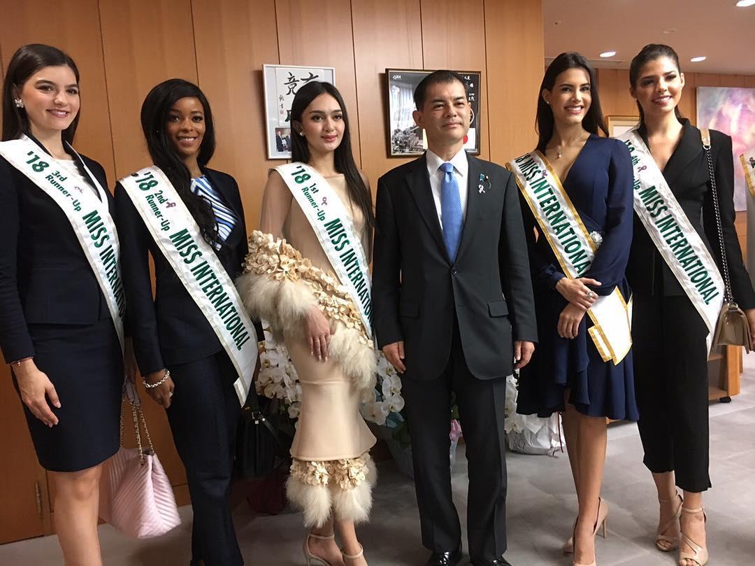 mariem velazco, miss international 2018. - Página 18 43820614