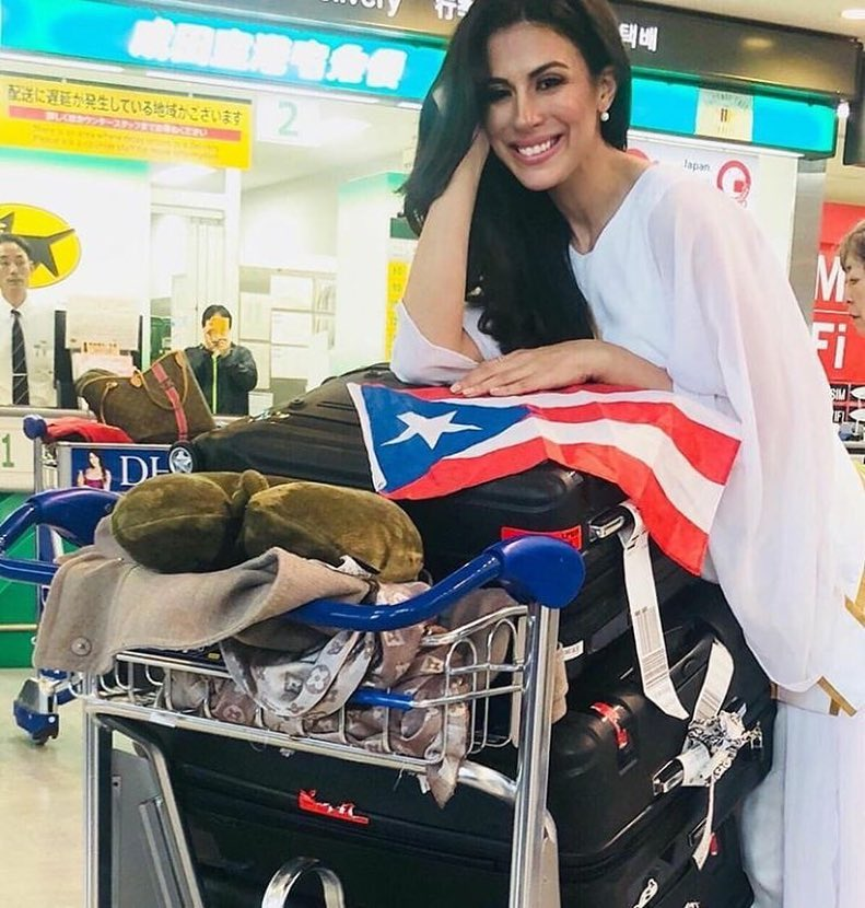 yarelis salgado, miss international puerto rico 2018. - Página 2 43820710