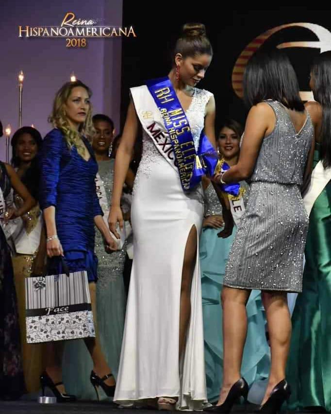 aranza molina, 1 finalista de reyna hispanoamericana 2018. - Página 5 43912911