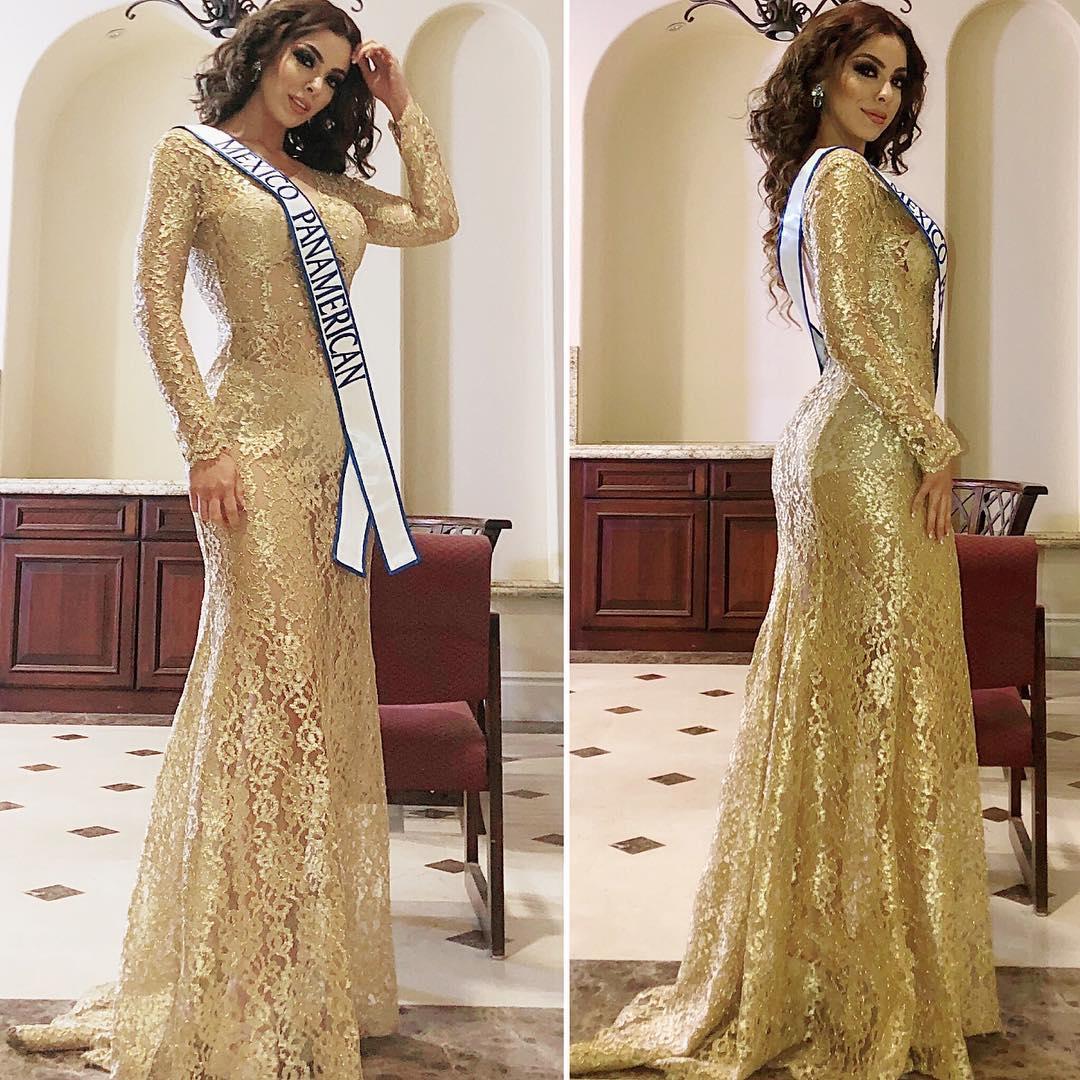 itzel paola astudillo, miss chiapas 2020 para miss mexico 2021/primera finalista de miss panamerican international 2018/top 16 de miss earth 2016. - Página 6 43913110