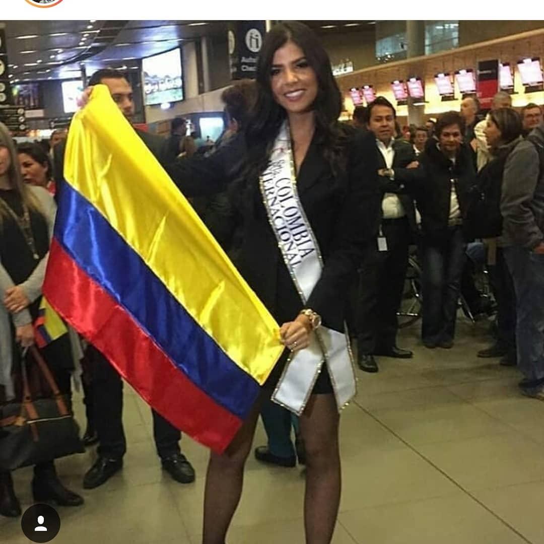 anabella castro, 4th runner-up de miss international 2018. - Página 3 43913211
