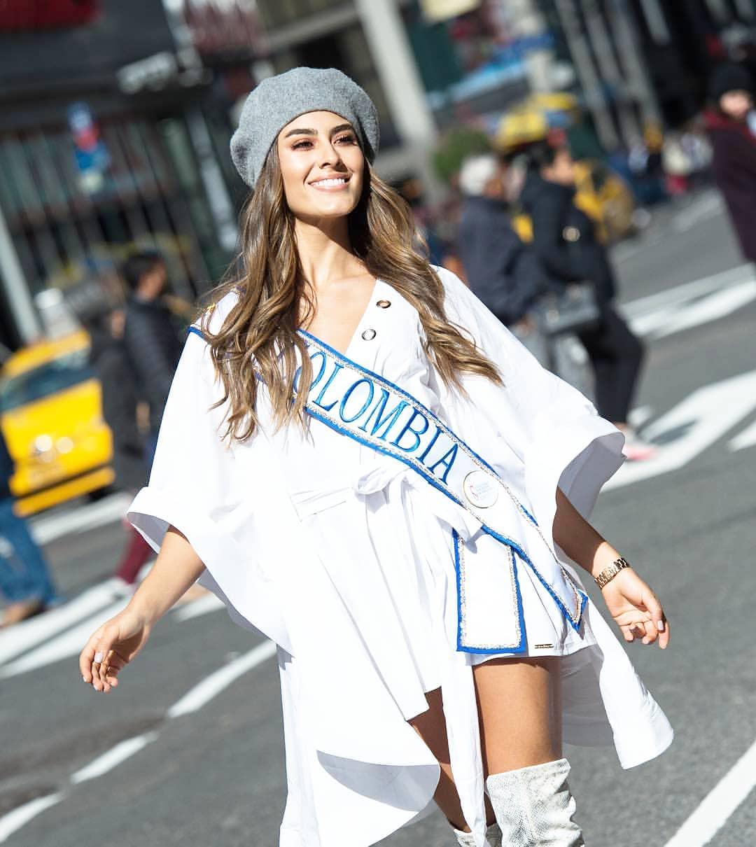 valeria morales, miss colombia universo 2018. - Página 5 43913214