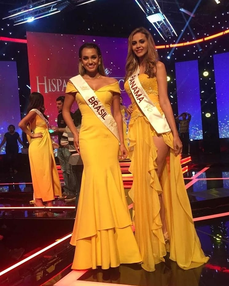 isabele pandini nogueira, miss grand rio de janeiro 2019/vice de reyna hispanoamericana 2018/top 4 de miss global beauty queen 2016. - Página 4 43913410