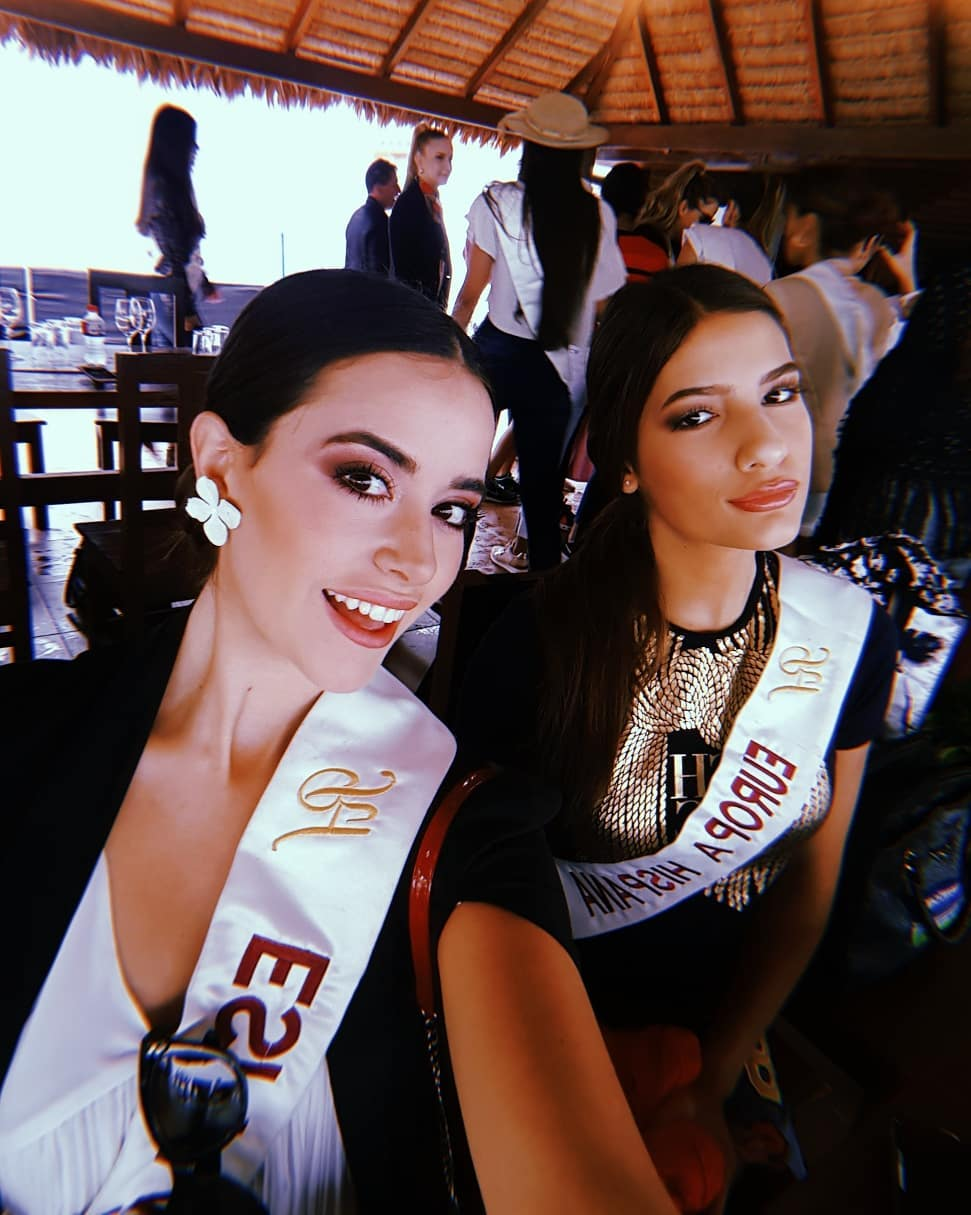 magnolia martinez, miss espana hispanoamericana 2018. - Página 4 43913412