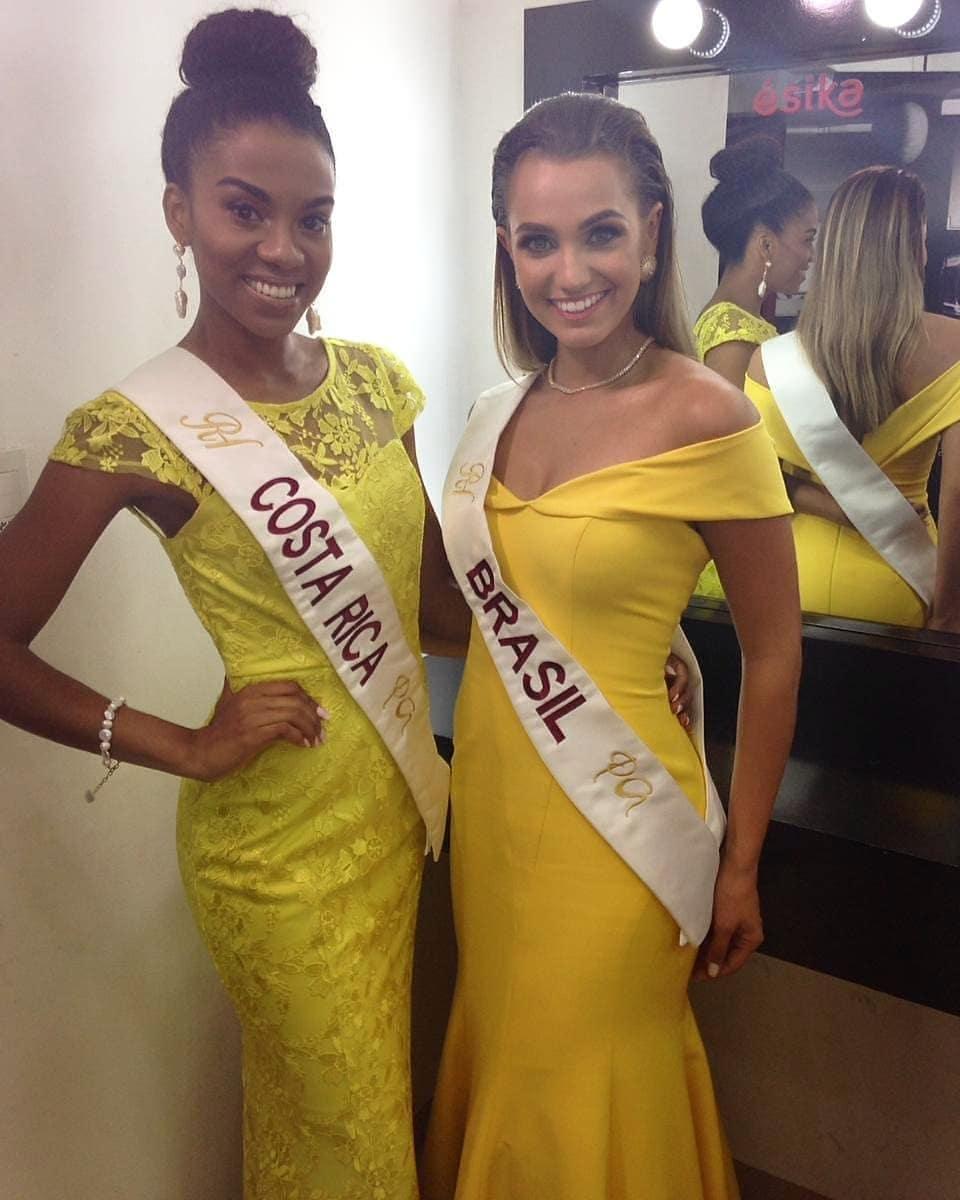 isabele pandini nogueira, miss grand rio de janeiro 2019/vice de reyna hispanoamericana 2018/top 4 de miss global beauty queen 2016. - Página 4 43913510
