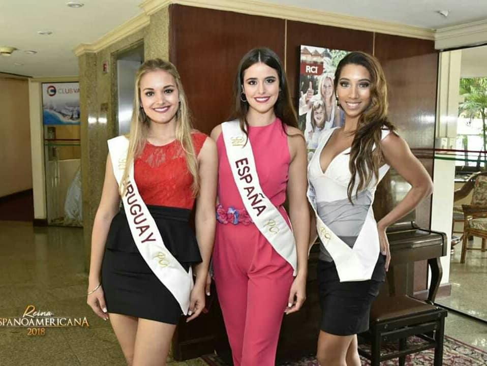 magnolia martinez, miss espana hispanoamericana 2018. - Página 3 43913511