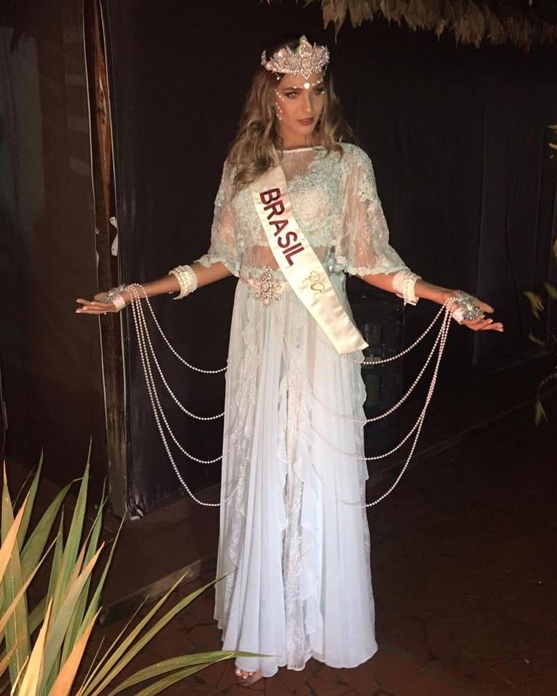 isabele pandini nogueira, miss grand rio de janeiro 2019/vice de reyna hispanoamericana 2018/top 4 de miss global beauty queen 2016. - Página 5 43914212