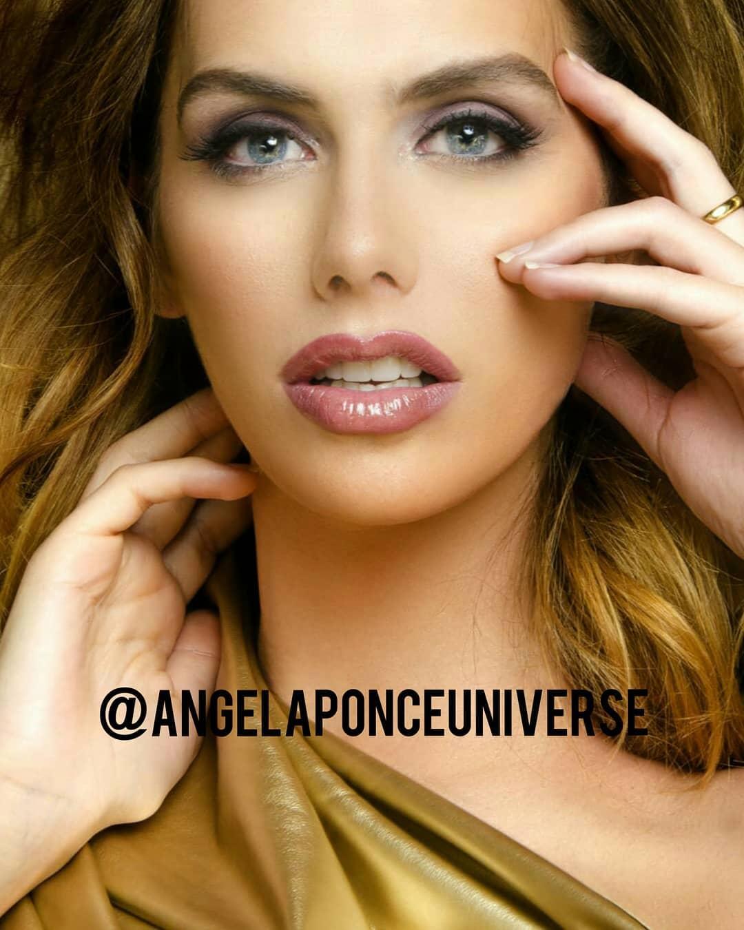 angela ponce, miss espana universo 2018. - Página 6 43914219