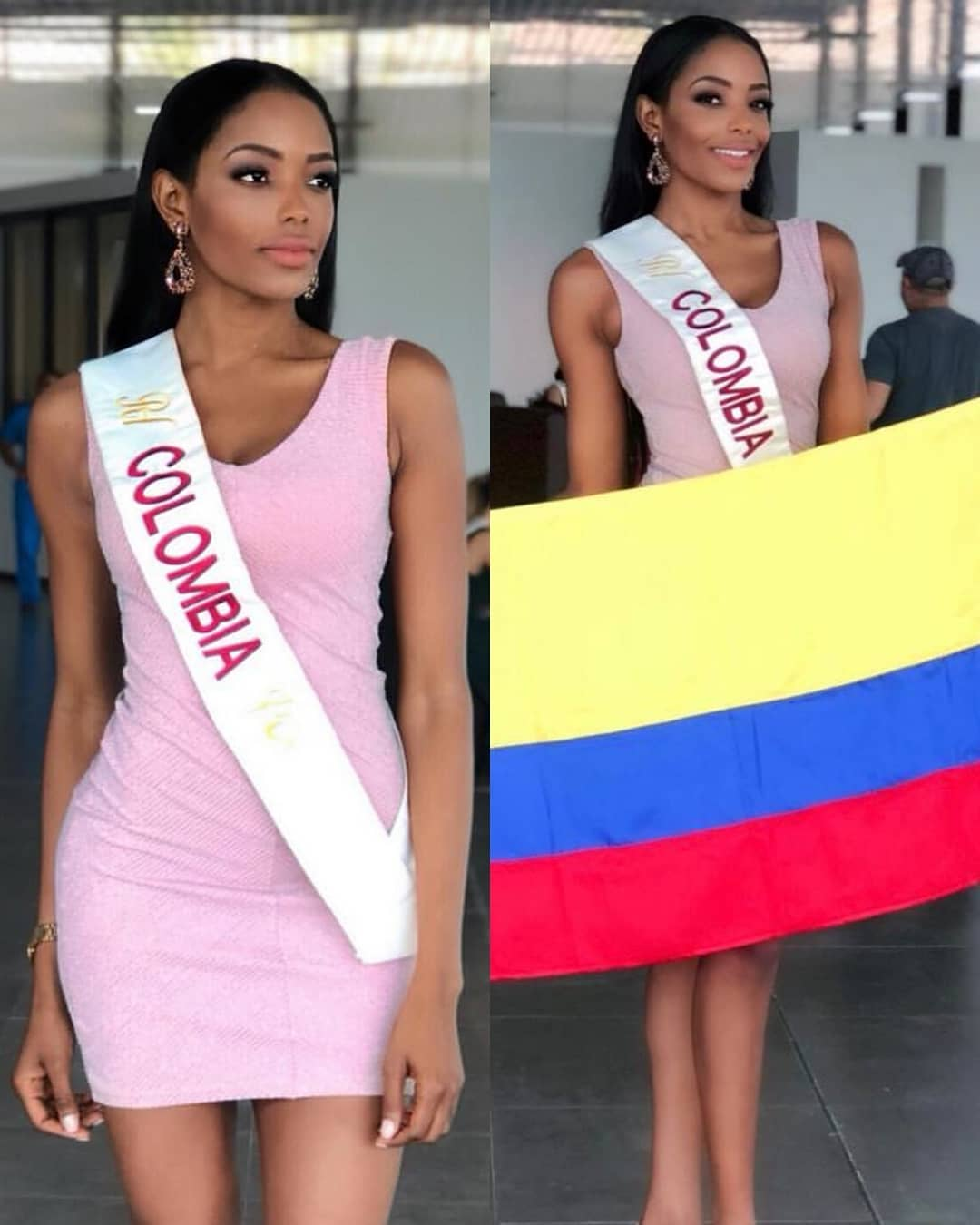 alma diaz, miss colombia hispanoamericana 2018. - Página 4 43914411