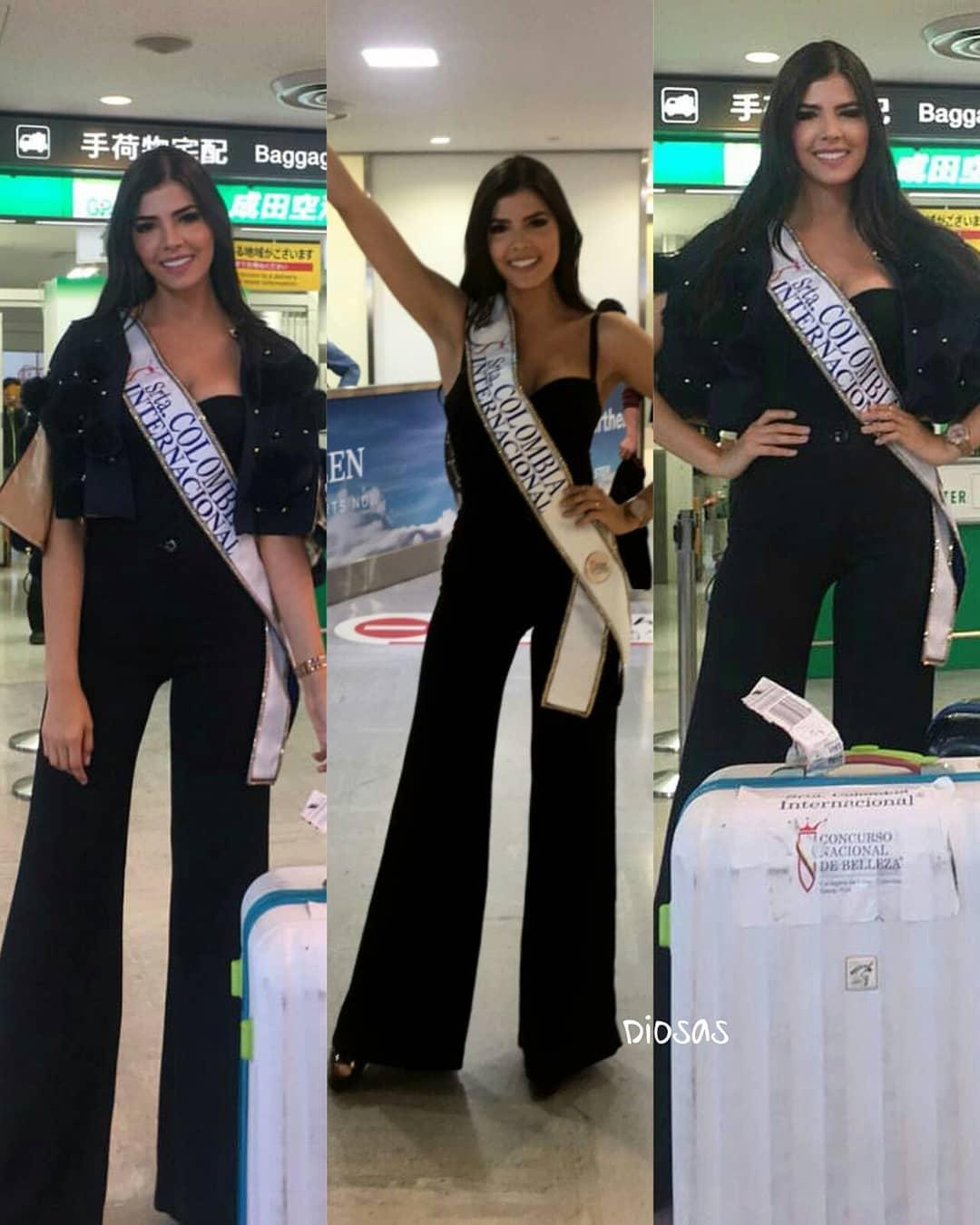 anabella castro, 4th runner-up de miss international 2018. - Página 4 43914511