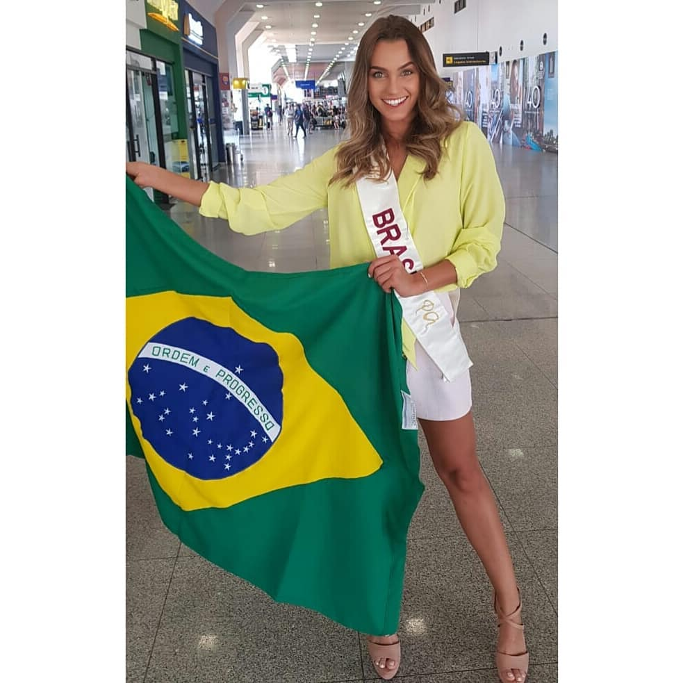 isabele pandini nogueira, miss grand rio de janeiro 2019/vice de reyna hispanoamericana 2018/top 4 de miss global beauty queen 2016. - Página 3 43914513