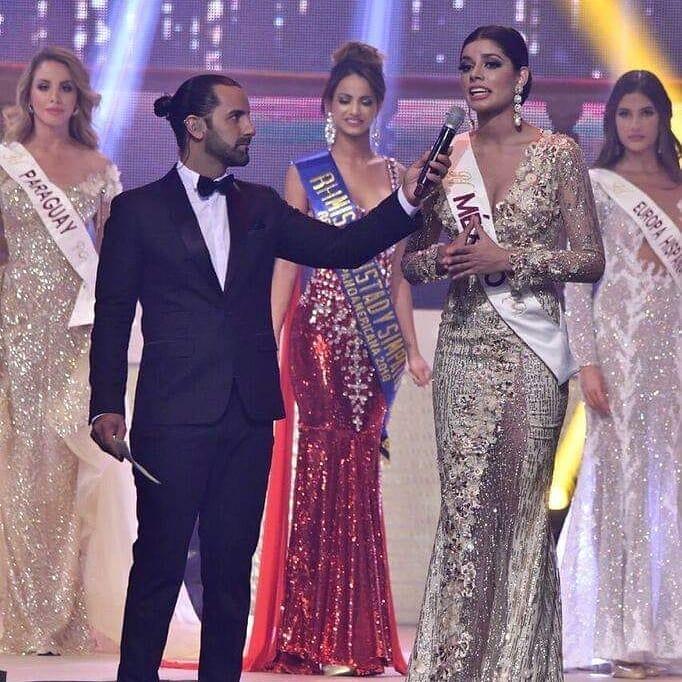 aranza molina, 1 finalista de reyna hispanoamericana 2018. - Página 9 43914913