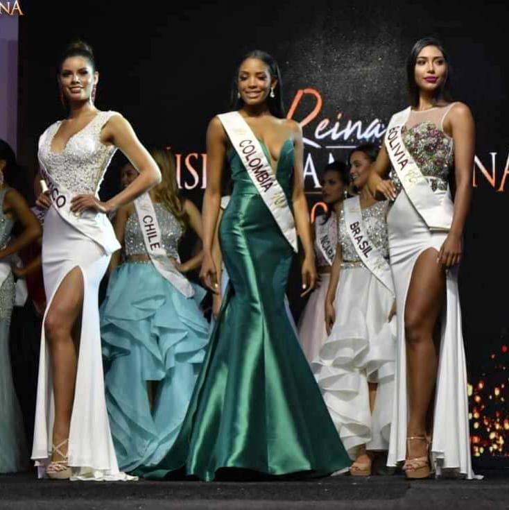 aranza molina, 1 finalista de reyna hispanoamericana 2018. - Página 5 43915011