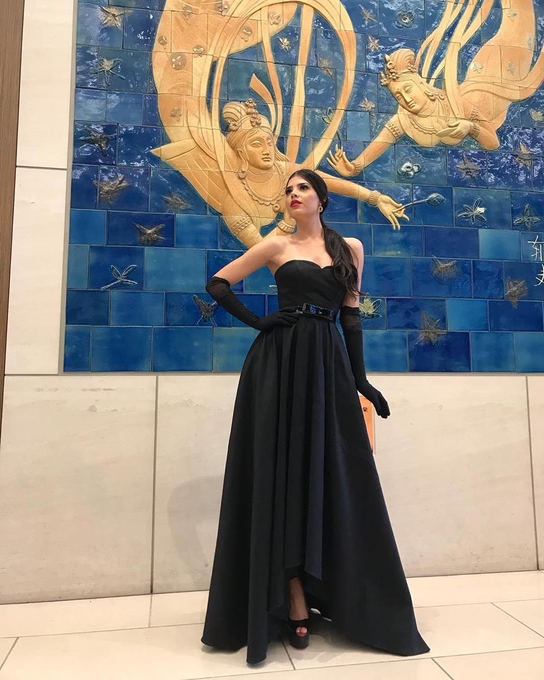 anabella castro, 4th runner-up de miss international 2018. - Página 17 43915115