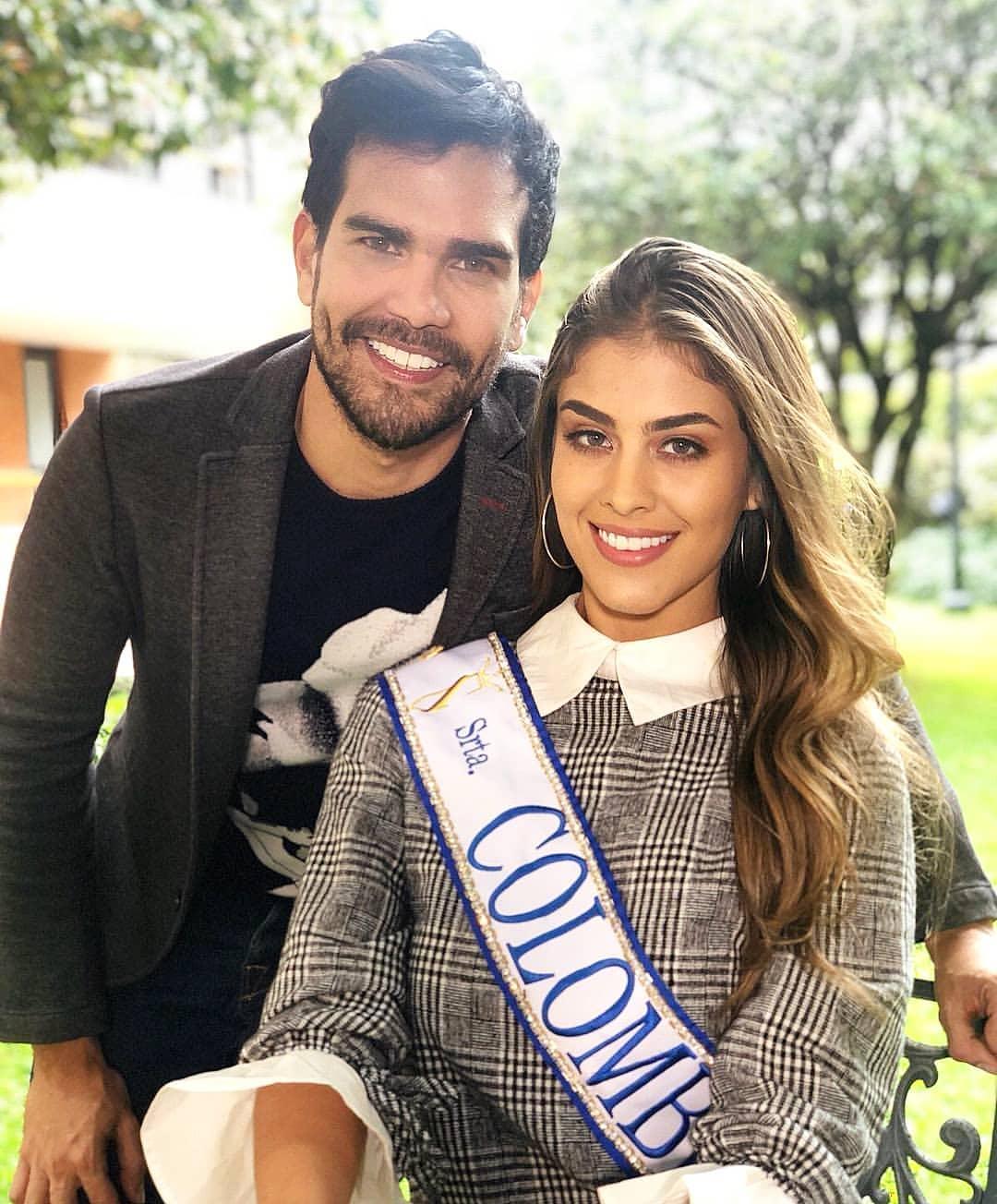 valeria morales, miss colombia universo 2018. - Página 2 43915116