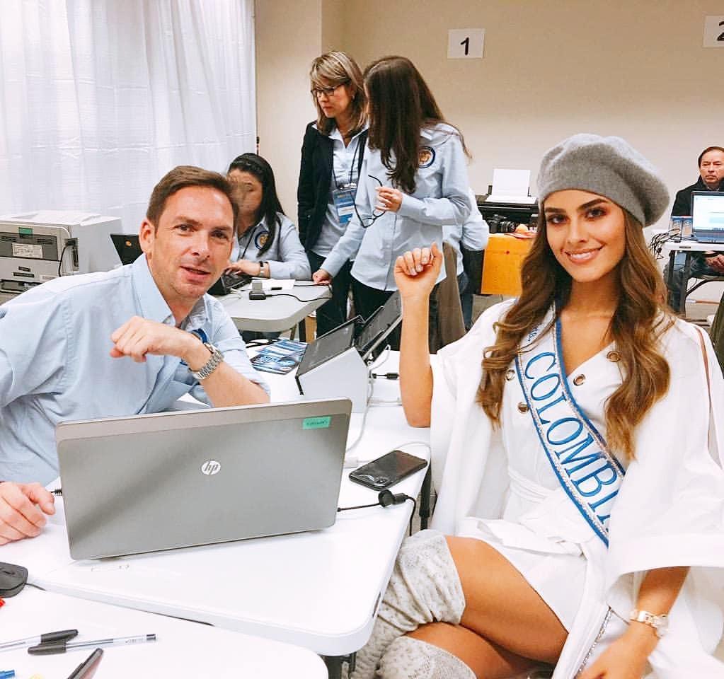 valeria morales, miss colombia universo 2018. - Página 6 43915214