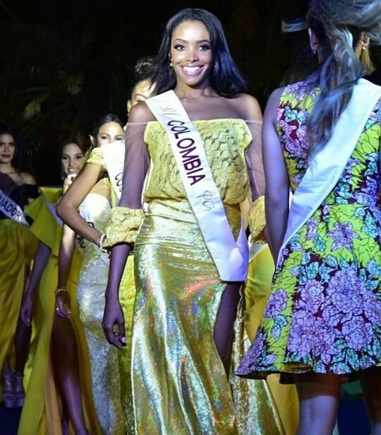 alma diaz, miss colombia hispanoamericana 2018. - Página 3 43984310