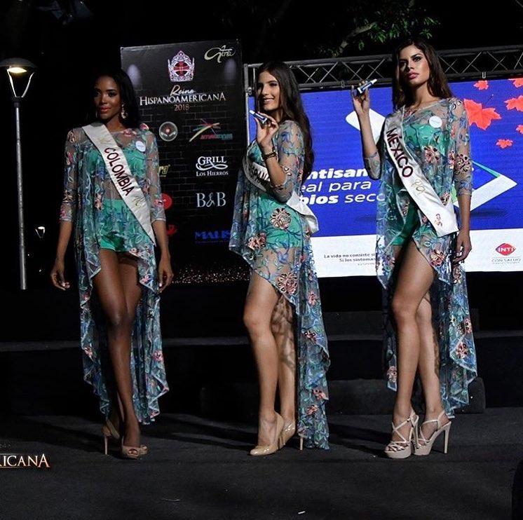 aranza molina, 1 finalista de reyna hispanoamericana 2018. - Página 7 43984411
