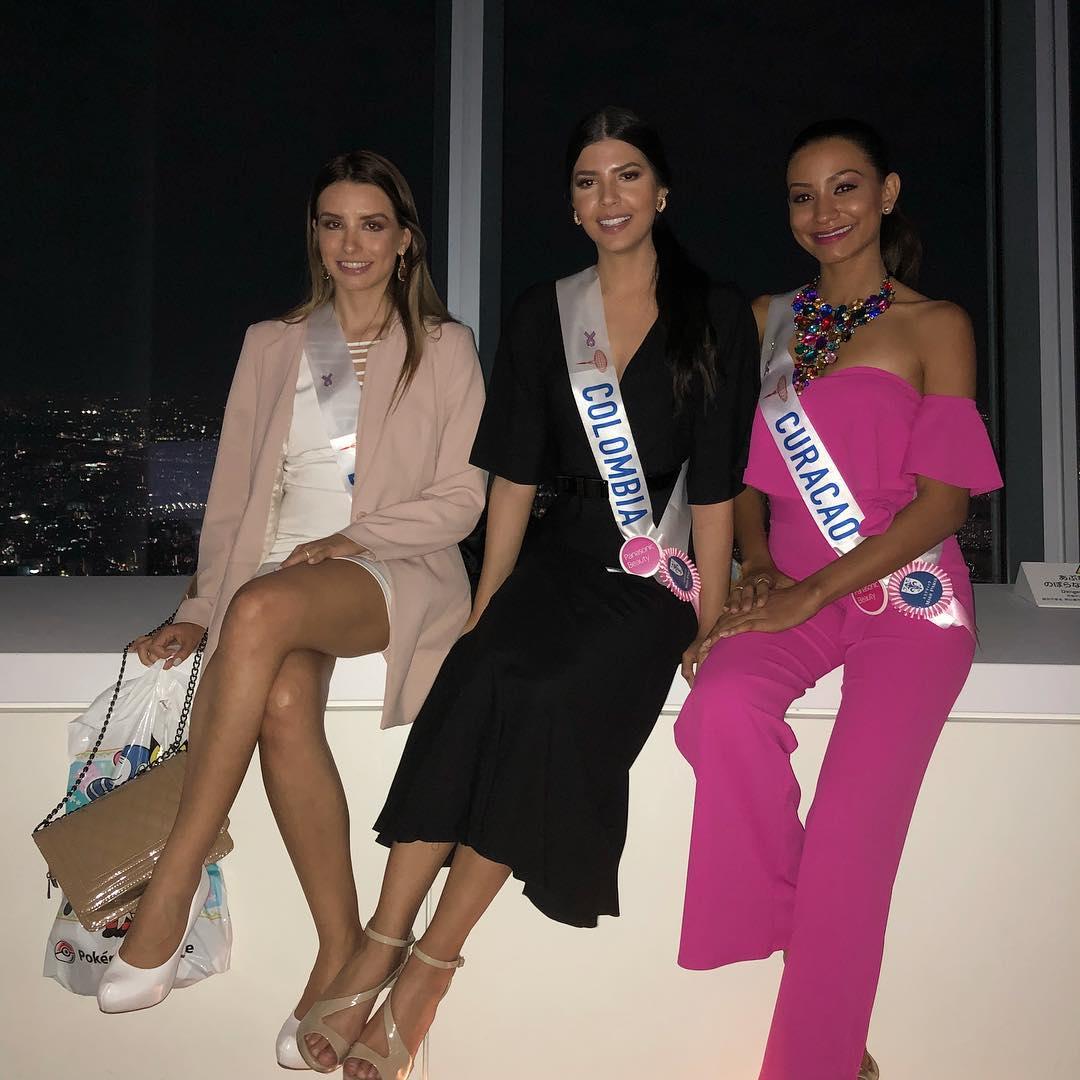 anabella castro, 4th runner-up de miss international 2018. - Página 6 43984511