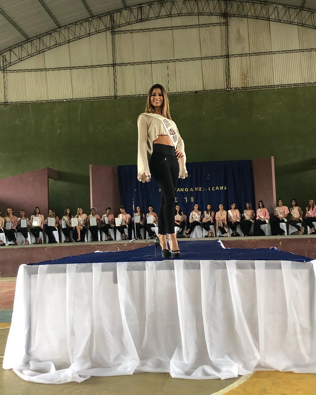 geraldine chaparro, miss usa hispanoamericana 2018/miss mundo latina turismo usa 2018. - Página 3 43984614