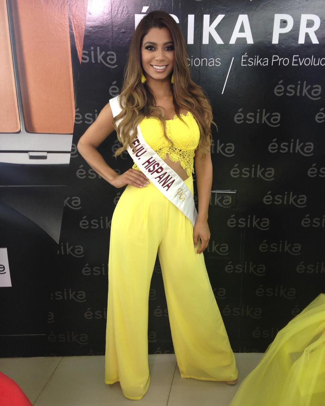 geraldine chaparro, miss usa hispanoamericana 2018/miss mundo latina turismo usa 2018. - Página 2 43984810