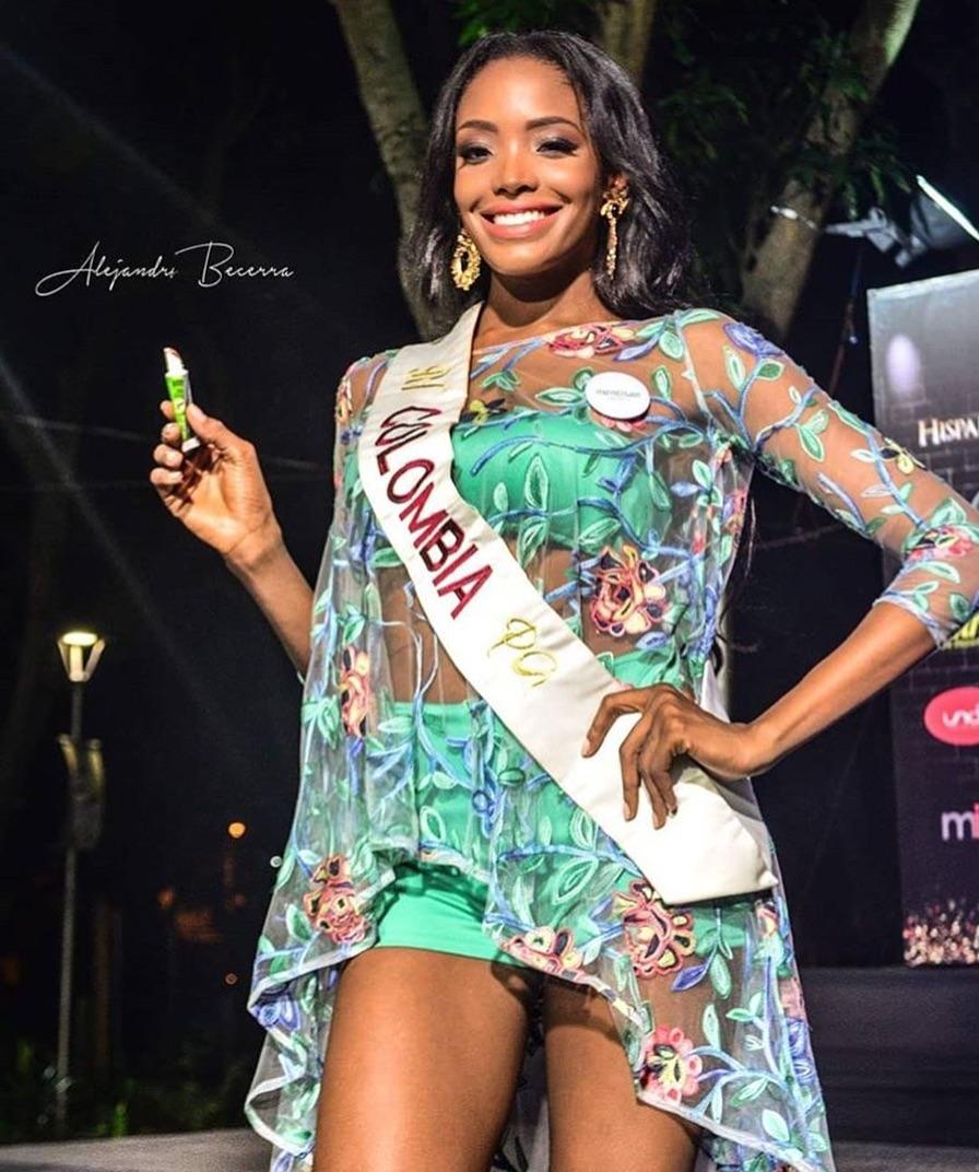 alma diaz, miss colombia hispanoamericana 2018. - Página 4 43984910