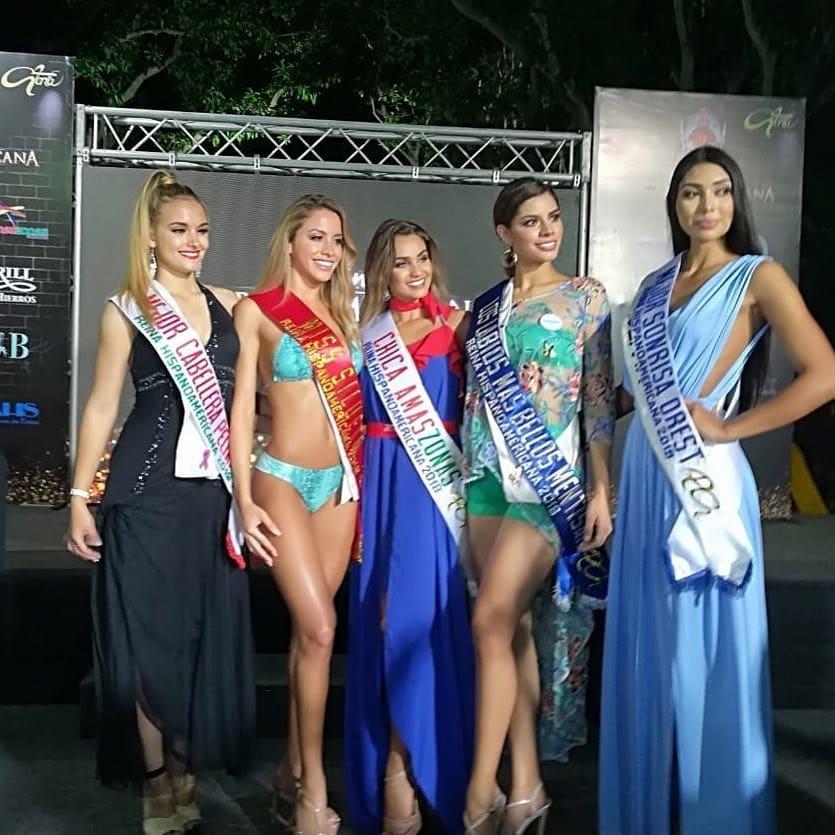 aranza molina, 1 finalista de reyna hispanoamericana 2018. - Página 7 43985210