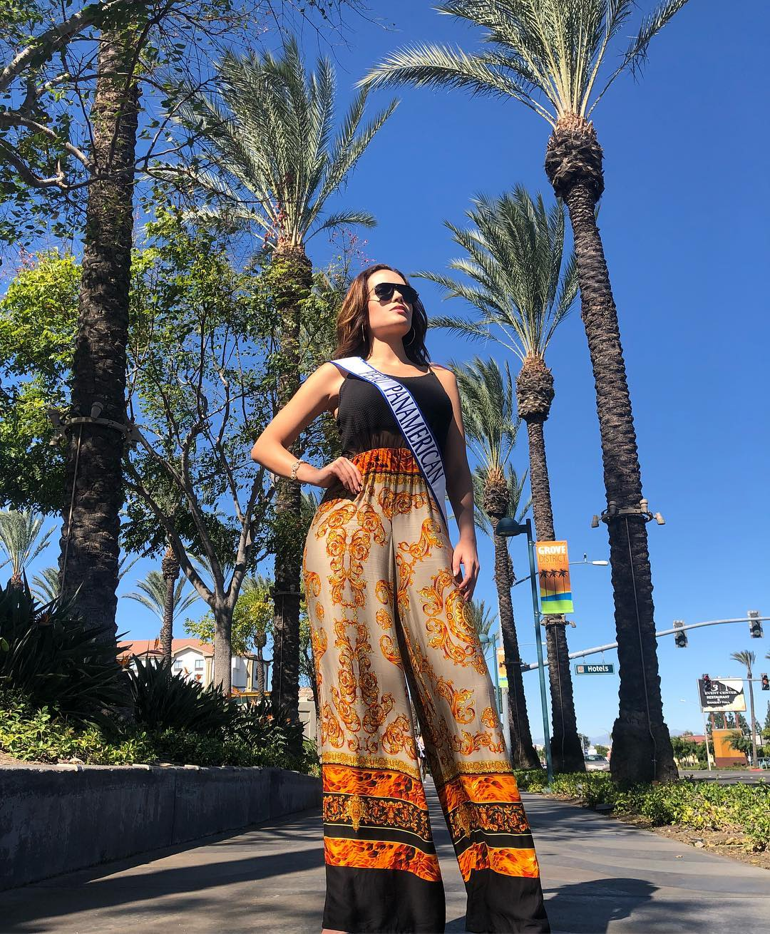 estefani mauricci, segunda finalista de miss panamerican international 2018. - Página 4 43985710