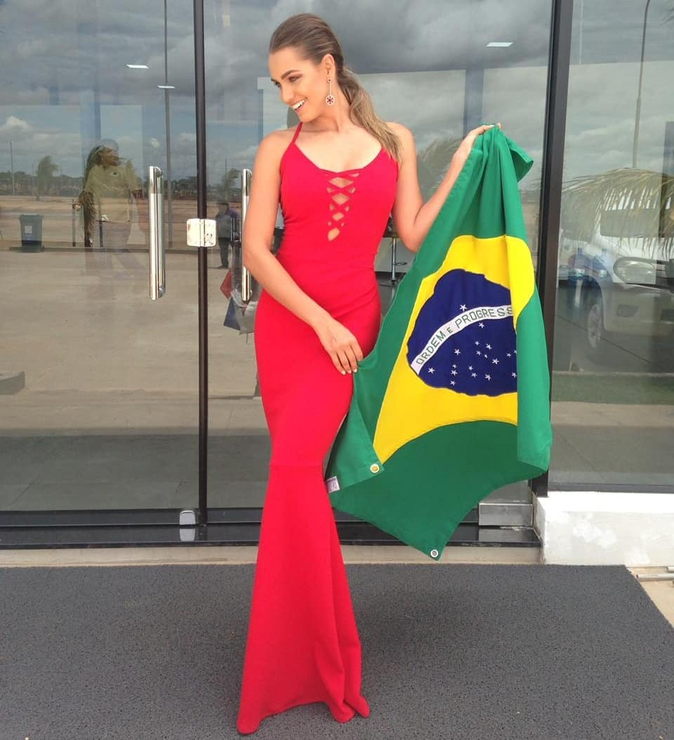 isabele pandini nogueira, miss grand rio de janeiro 2019/vice de reyna hispanoamericana 2018/top 4 de miss global beauty queen 2016. - Página 5 43986114