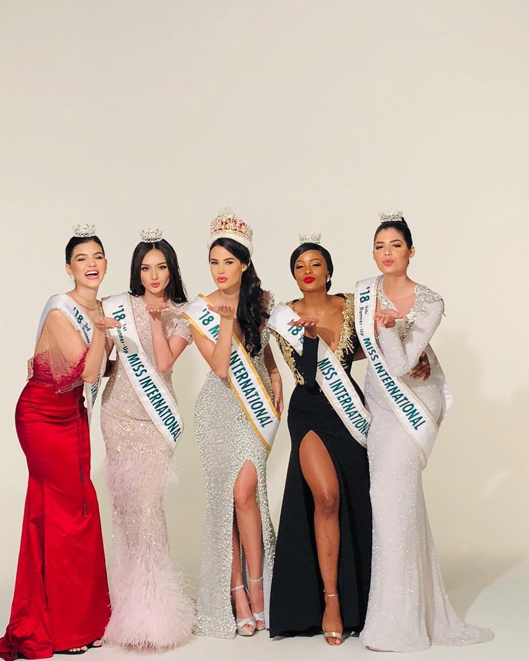 anabella castro, 4th runner-up de miss international 2018. - Página 15 44000115