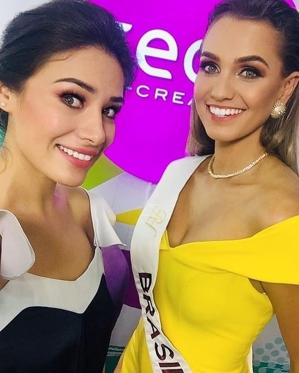 isabele pandini nogueira, miss grand rio de janeiro 2019/vice de reyna hispanoamericana 2018/top 4 de miss global beauty queen 2016. - Página 4 44000210