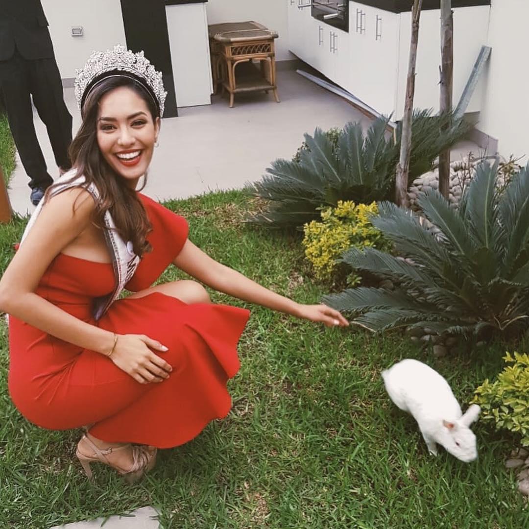 romina lozano, miss charm peru 2020/miss peru universo 2018. - Página 4 44179210