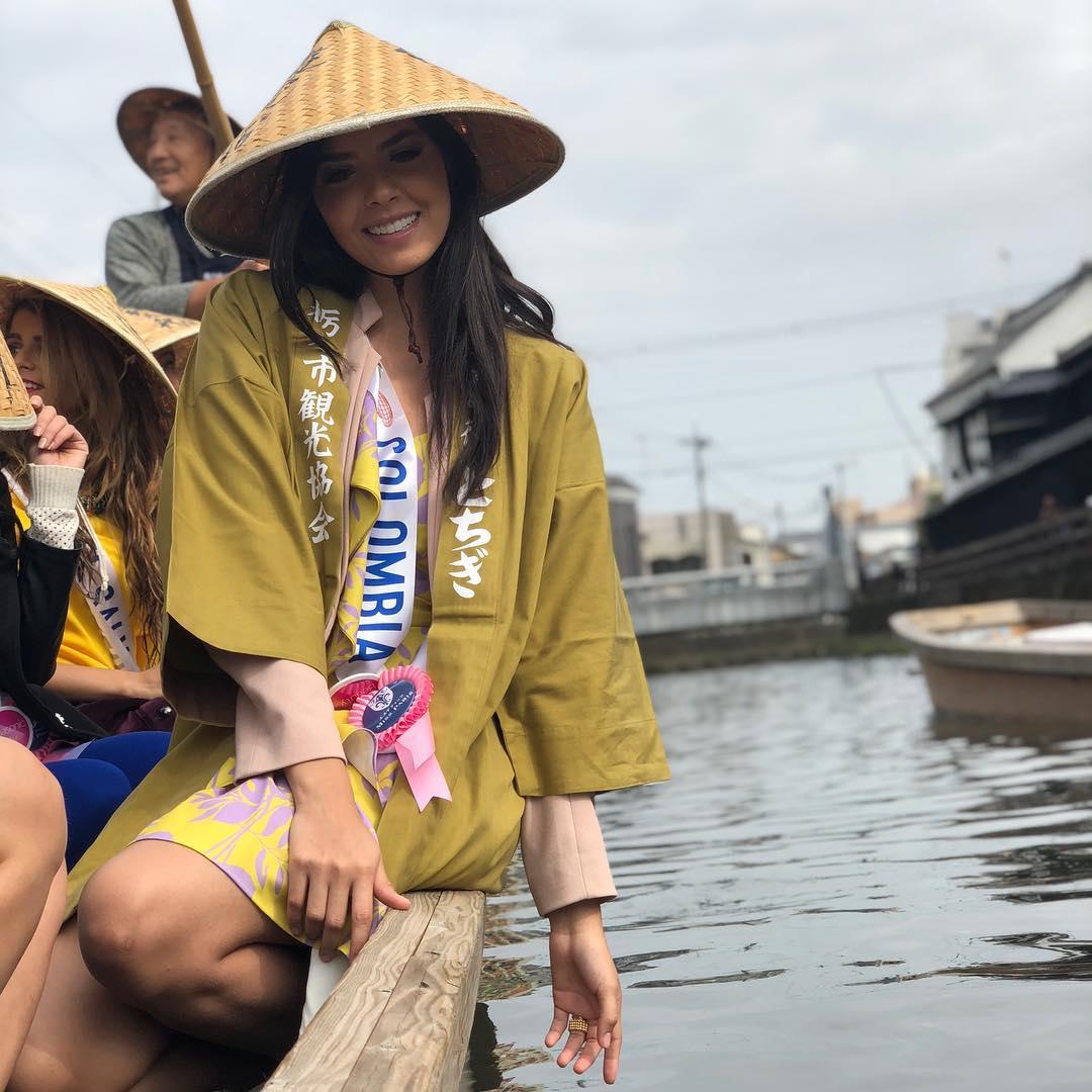 anabella castro, 4th runner-up de miss international 2018. - Página 6 44195511