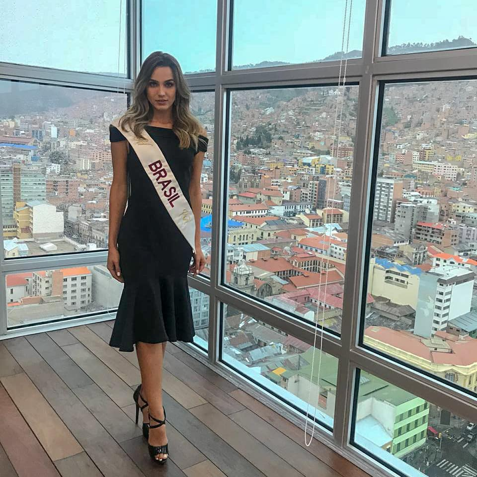 isabele pandini nogueira, miss grand rio de janeiro 2019/vice de reyna hispanoamericana 2018/top 4 de miss global beauty queen 2016. - Página 5 44201810