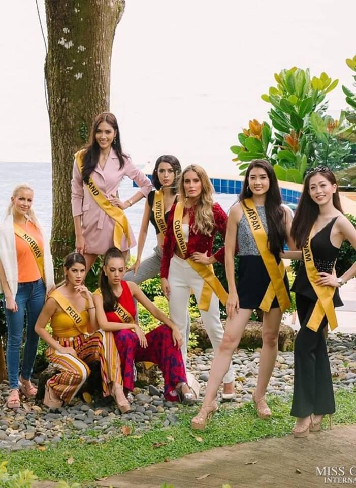 sheyla quizena, miss grand colombia 2018. - Página 7 44243010
