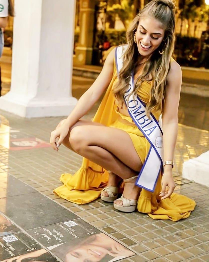 valeria morales, miss colombia universo 2018. - Página 2 44260610