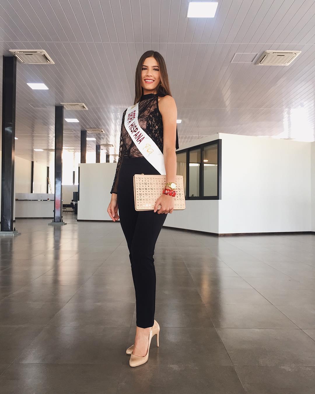 daniela santeliz acosta, 8 finalista de reyna hispanoamericana 2018. - Página 2 44282010