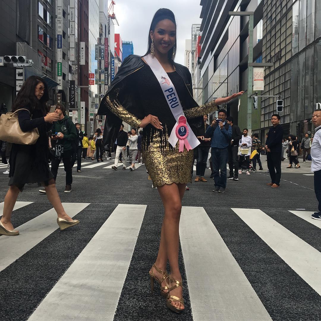 marelid elizabeth medina, miss peru internacional 2018. - Página 3 44283410