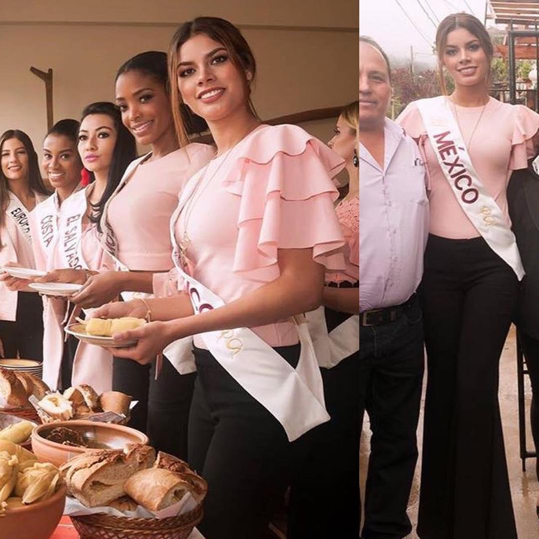 aranza molina, 1 finalista de reyna hispanoamericana 2018. - Página 7 44284810