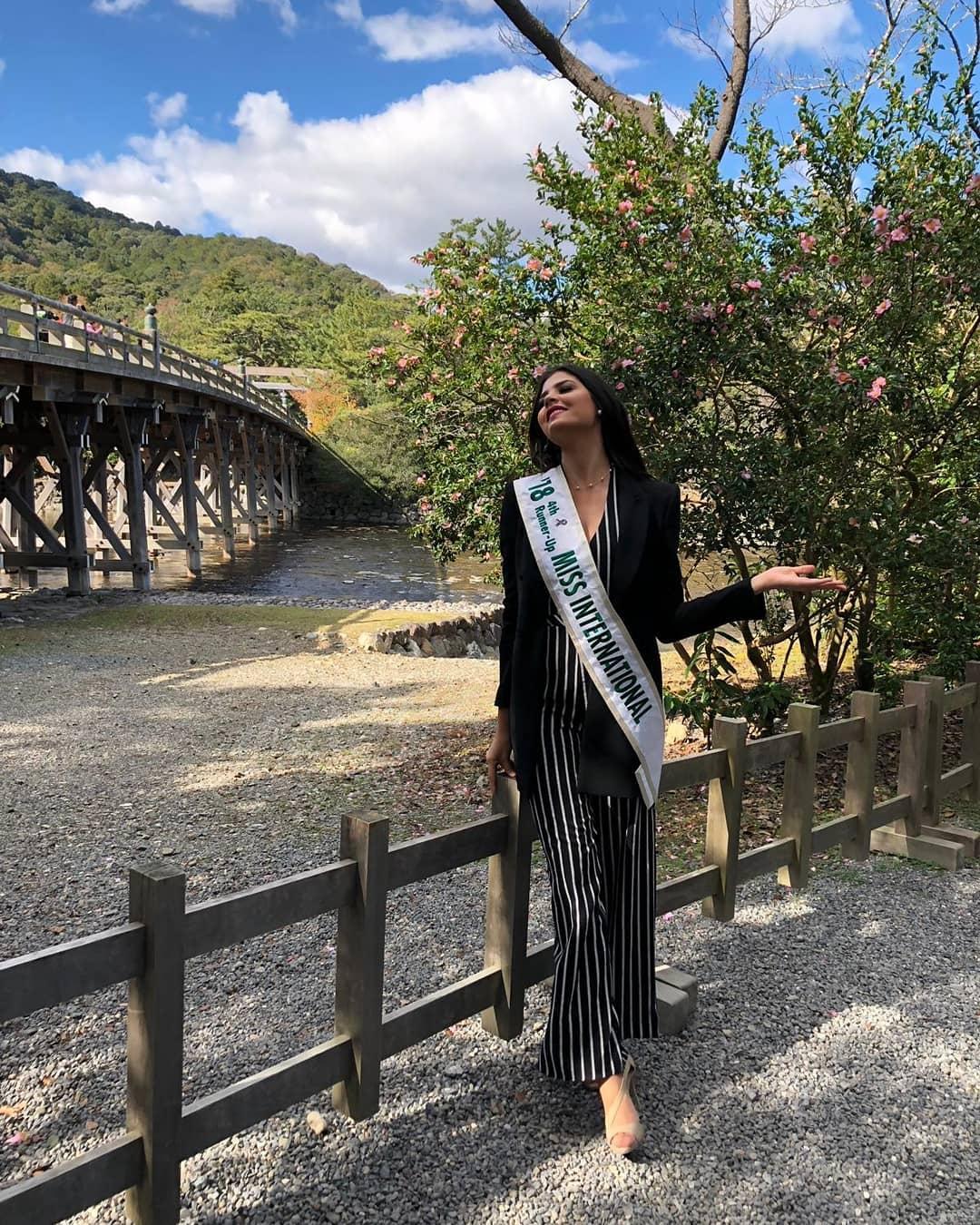 anabella castro, 4th runner-up de miss international 2018. - Página 17 44309710
