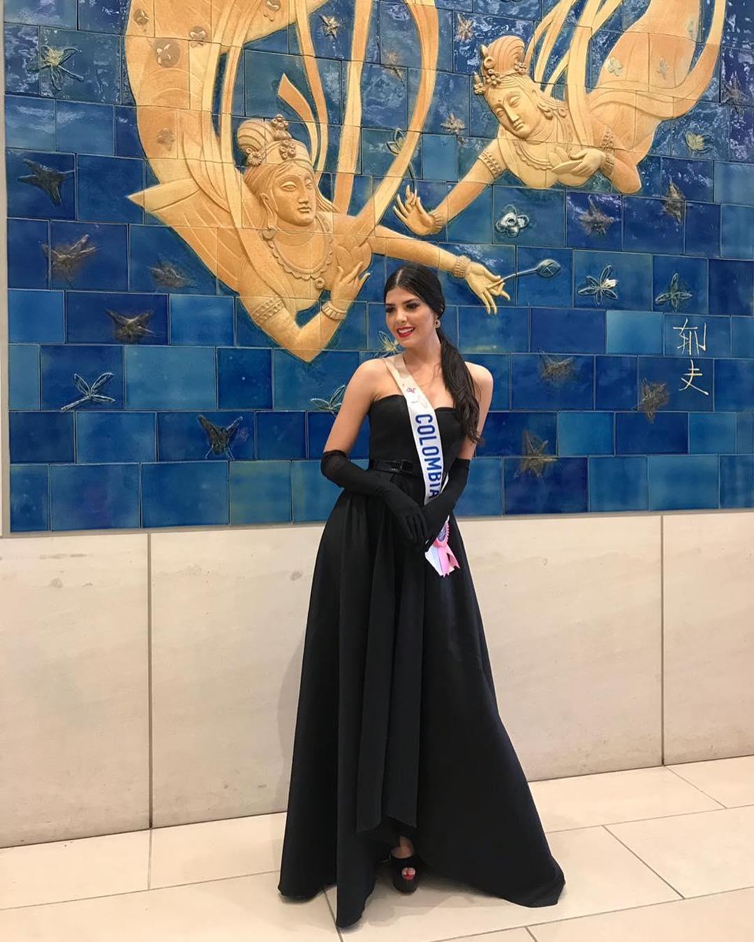 anabella castro, 4th runner-up de miss international 2018. - Página 17 44322612